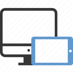device, display, ipad, monitor, responsive, screen, tablet icon