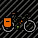 bicycle, bike, cycling, riding, touring