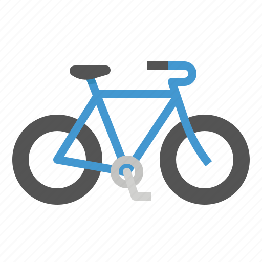 bicycle, bike, cycling, exercise, transport icon