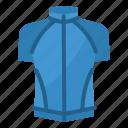 bicycle, cycling, riding, shirt, wear icon