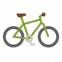 bicycle, bike, cycling, hybrid, riding icon