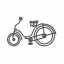 bicycle, classic, transportation, vintage
