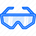 bicycle, bike, cyclist, glasses, tournament icon