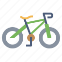 bike, cycling, exercise, sport, sports, transport, vehicle icon