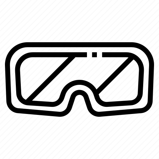 accessories, equipment, fashion, lens, sunglasses icon