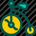 bicycle, bike, old, vintage, wheel