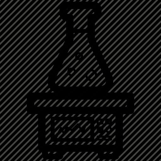 analysis, calculations, comparative, comparisons, procedure icon