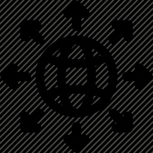 Data, network, big data icon - Download on Iconfinder