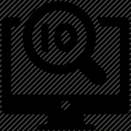 analysis, big, data icon