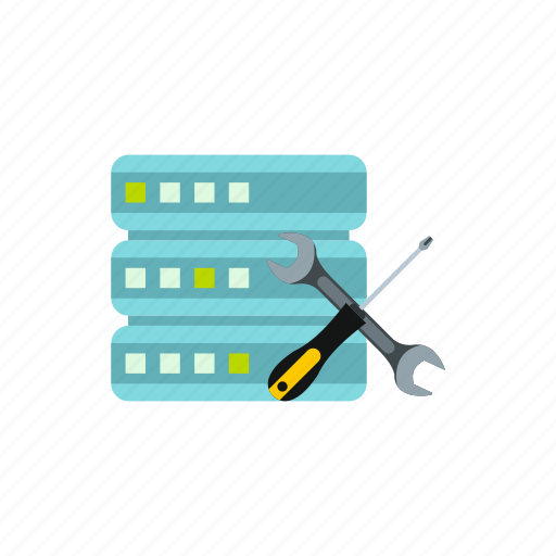 cells, configuring, copying, data, deleting, sharing, storage icon