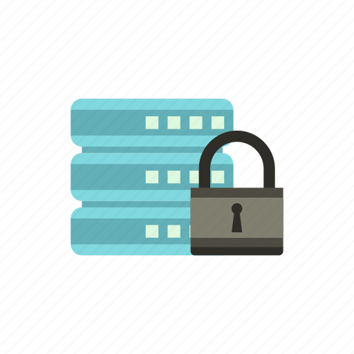 data, lock, password, protection, retention, safe, secure icon