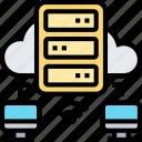 computing, cloud, platform, transfer, server
