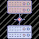 hosting, host, server, rack, data, warehouse, database