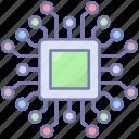 hardware, microchip, motherboard, processor, cpu, chip, computer