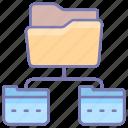 workflow, flow, flowchart, data, network, hierarchical, algorithm