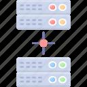 hosting, database, host, data, server, warehouse, rack
