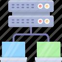 databank, server, object, data, db, database, broker icon