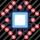 hardware, motherboard, cpu, microchip, processor, chip, computer