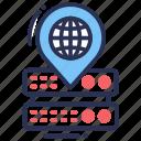 predicting, storage, device, data, pin, map, location