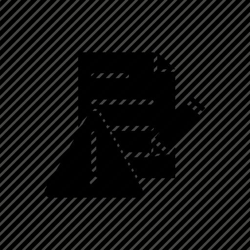 Bigdata Document Error Error Log Graph Problem Report Warning Icon