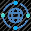 internet, website icon