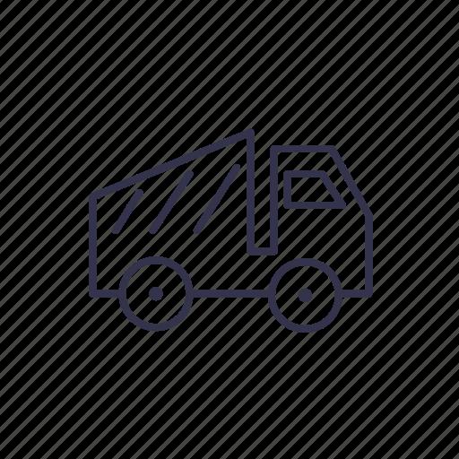 car, truck, van, vehicle icon