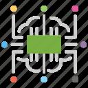circuit, data flow, planning, schema, structure