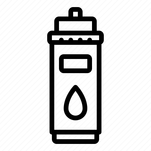 Bicycle, bike, bottle, drink, water icon - Download on Iconfinder