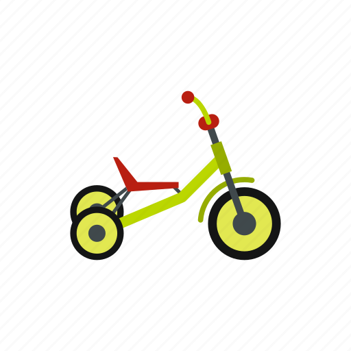 childhood, fun, kid, pedal, toy, tricycle, wheel icon