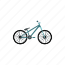 bike, cycle, healthy, sport, transportation, travel, wheel icon