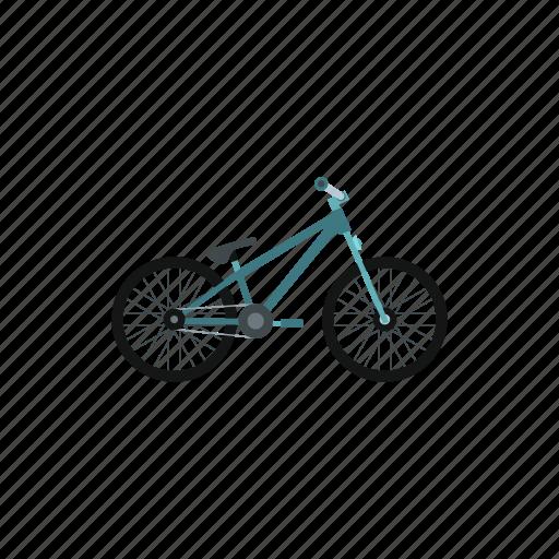 bike, cycle, healthy, sport, transportation, travel, wheel icon
