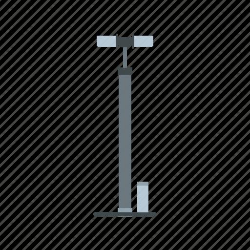 air, bicycle, bike, equipment, hand, pump, tool icon