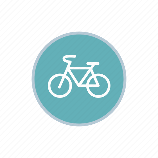 bicycle, bike, cycle, sport, traffic, transport, wheel icon