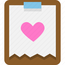 document, office, paper icon