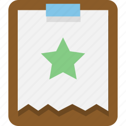 documents, office, page, paper icon