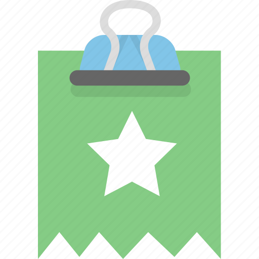 binder, document, paper icon