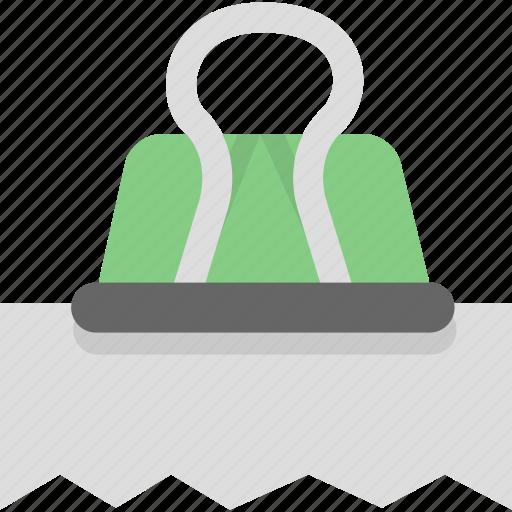 attachment, binder, document, invoice, office, receipt icon