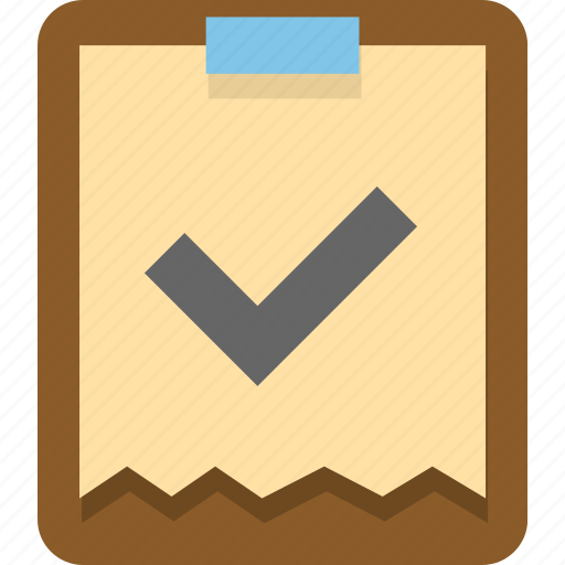 clipboard, documents, office icon