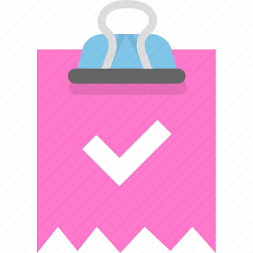 binder, document, file icon