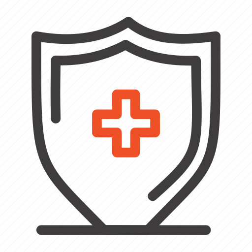 Board, hospital, shield, sign icon - Download on Iconfinder
