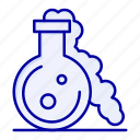 flask, lab, medical, test icon