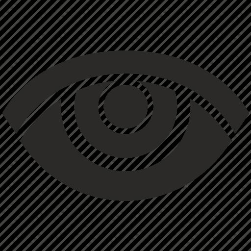 cam, camera, eye, eyesight, look, record icon