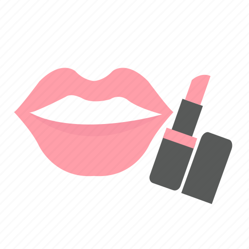 Beauty, cosmetic, lipstick, makeup, woman, concealer, lip gloss icon - Download on Iconfinder