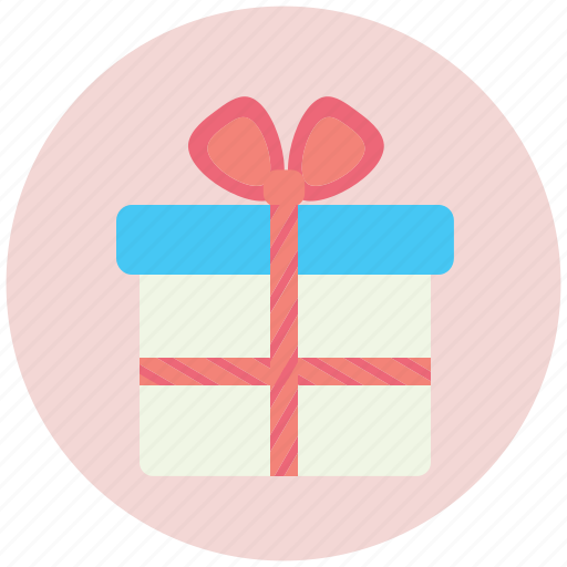 birthday, box, gift icon