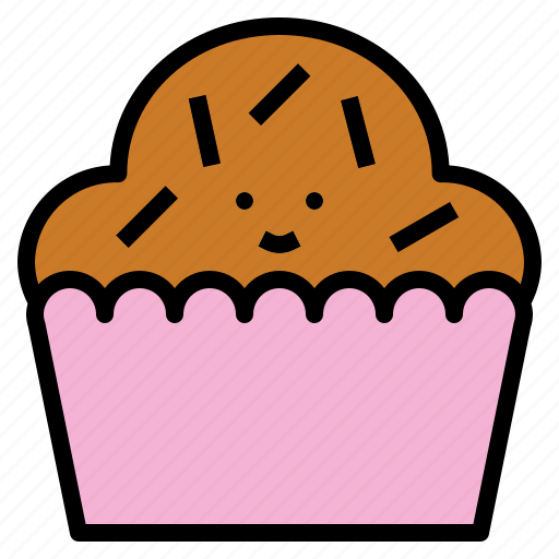 cake, cookie, cup, sugar, sweet icon