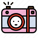 camera, classic, photo, pic, retro icon