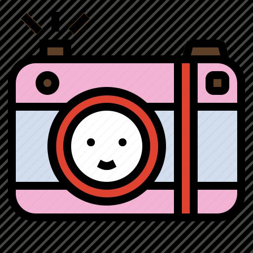 camera, classic, photo, pic, retro icon