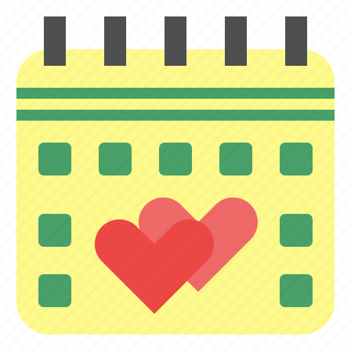 birthday, cake, calendar, date, time icon