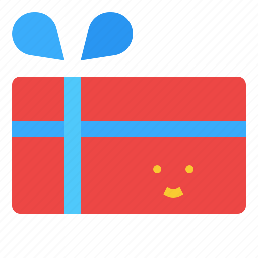 box, gift, party, present icon