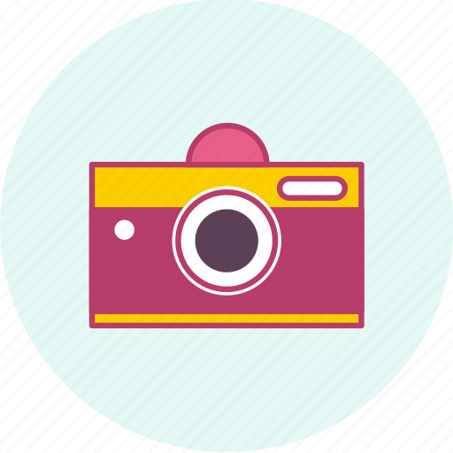 birthday, camera, event, holiday, party, photography icon